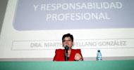 """… El Curso """"Dictámenes Médicos"""" impartido por la Dra. Martha Estela Arellano González, Directora de la Sala de Periciales de la Dirección General de Arbitraje de la CONAMED, cubrió la […]"""
