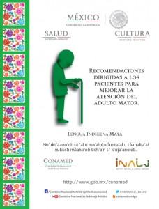 Adulto Mayor Mayas